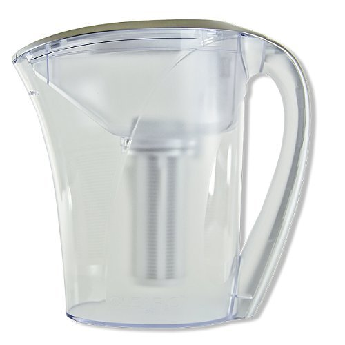 Clear2o Gravity Advanced Filter Water Pitcher Grp200 6